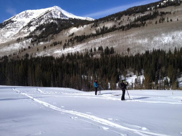 Cross – Country Skiing In The Pikes Peak Region