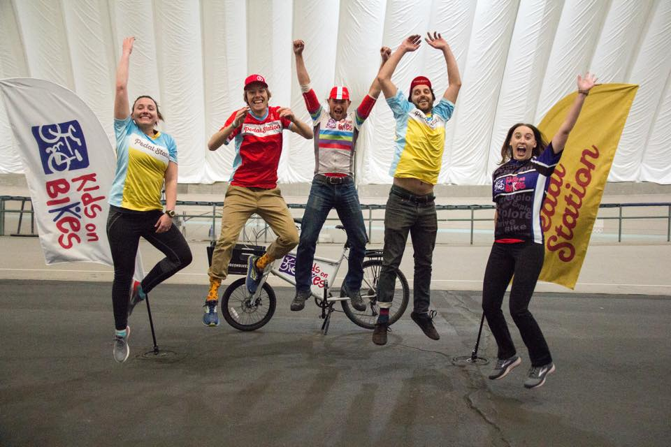 Kids On Bikes Guest Blog!