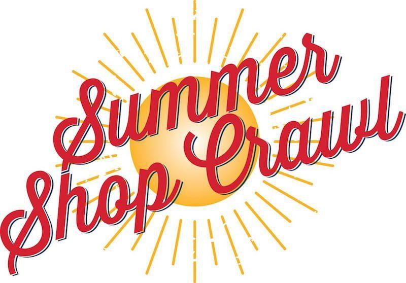 MER Summer Thrift Shop Crawl