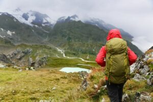 The Right Jacket For Backpacking